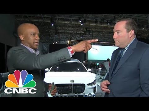 Automakers Unveil New Autonomous Vehicles And More At The New York Auto Show | CNBC