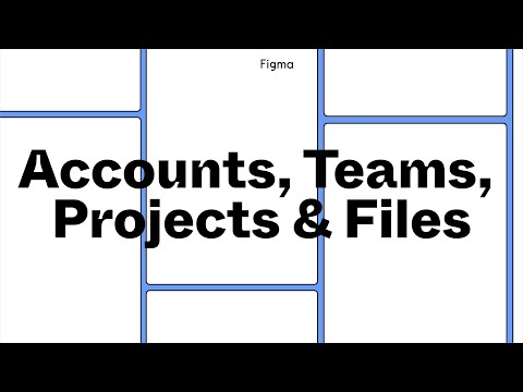 Getting Started - Set up your Account, Teams, Projects, and Files (1/8)