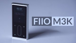 Trên tay máy nghe nhạc Fiio M3K - nhỏ gọn, âm tốt, pin trâu, giá 2tr