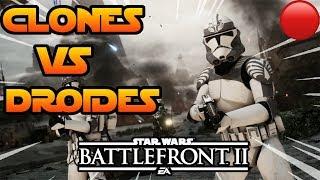 LA PUISSANCE DES CLONES ! 😂 - Star Wars Battlefront 2