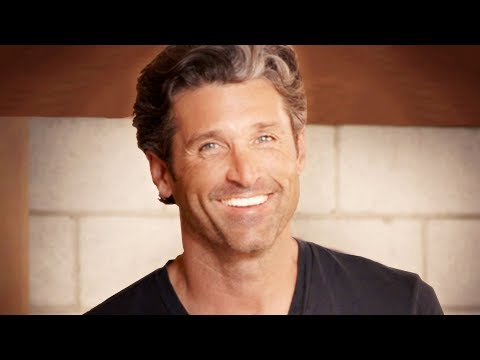 Patrick Dempsey Doesn't Know How to Cook Pasta  Omaze