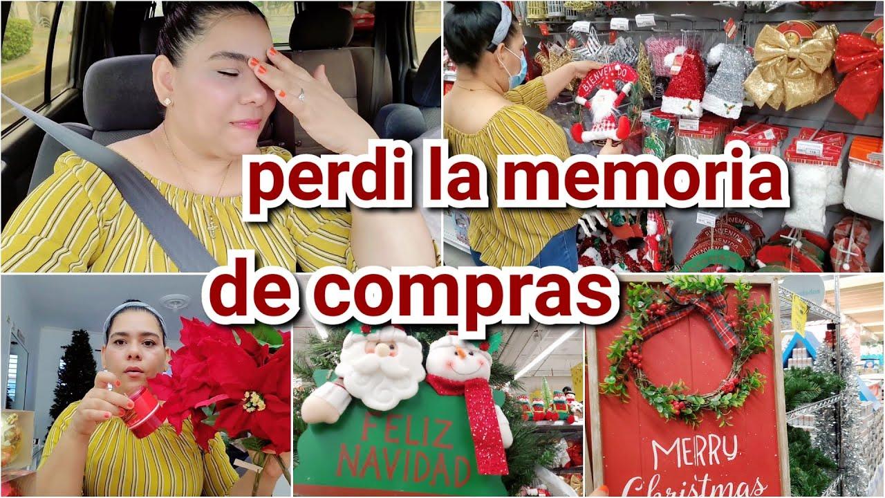 buscando Decoración para navidad/mi memoria esta fallando/una tienda nueva