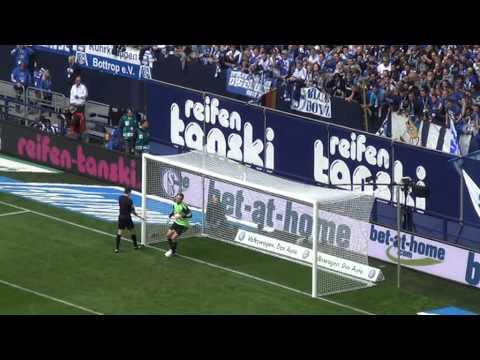Schalke 04 gegen Bayern München Rückkehr von Manuel Neuer 23.09.2012
