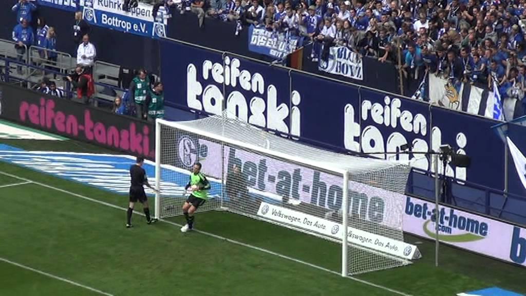 Schalke Gegen Bayern München