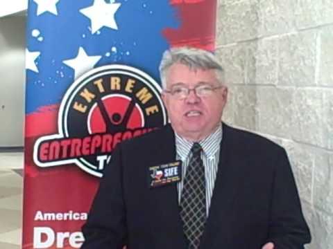 Central Texas Administrator Speaks on Extreme Entrepreneur Tour