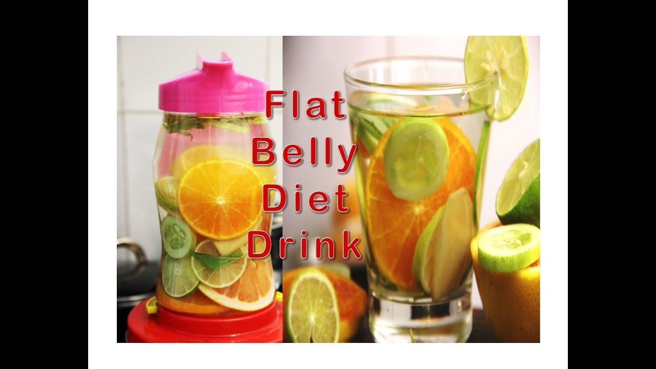 3 दिन में 4 इंच कम करें Detox Water For Belly Fat Lose
