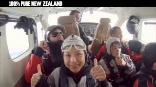 自然をまるごと遊ぶ島、ニュージーランド。アドベンチャートリップ Extreme 30秒篇