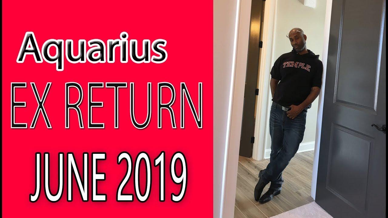 54 04 MB) Aquarius, EX RETURNS LOVE SOULMATE READINGS June 2019