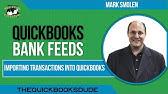 CSV2QBO Import a CSV transaction file into Quickbooks - YouTube
