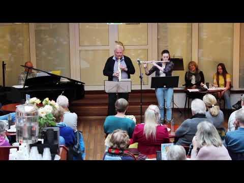 Jazz-ungdom på Kulturfredag