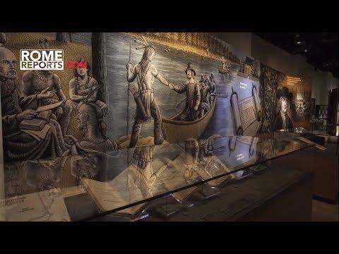 Inauguran en Washington un espectacular Museo de la Biblia