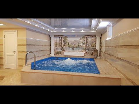 ДОМ моей МЕЧТЫ с  бассейном, баней и потрясающей отделкой! Разыгрываем деньги среди подписчиков!