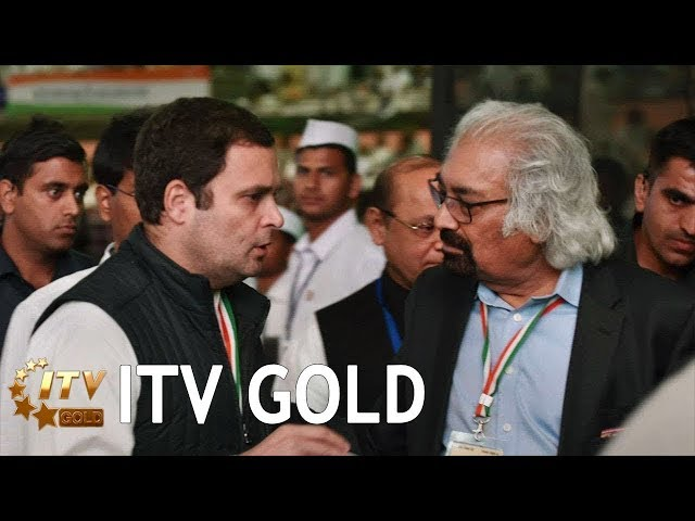 Sam Pitroda & Himanshu Joshi | Indian Overseas Congress National Conference