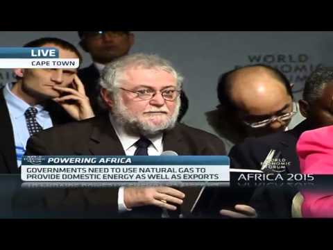 Closing the energy gap in Africa