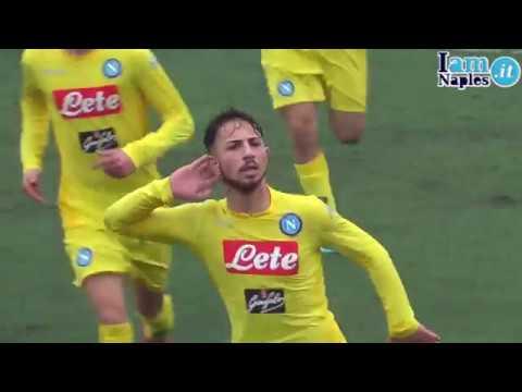 IAMNAPLES.IT - Under 17 A e B, Napoli-Avellino 3-0. Gli highlights di IamNaples.it