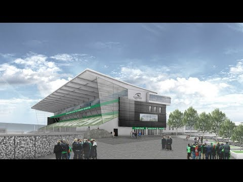 Connacht Rugby CEO outlines the Sportsground Stadium Plan