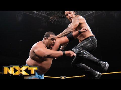 Keith Lee vs. Damian Priest: WWE NXT, July 24, 2019