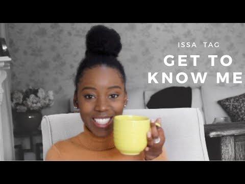 Get to Know Tatenda | Issa Tag