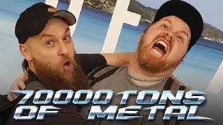 Psychostick go to 70000 Tons of Metal Cruise #70000Tons