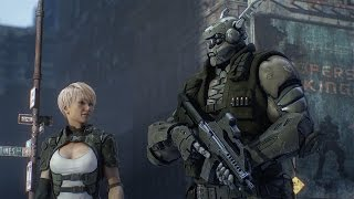 Appleseed Alpha Open Your Eyes Clip