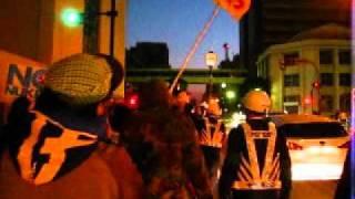 脱原発世界大行進 in 横浜 2012年1月14日 土曜日 http://coalitionagain...