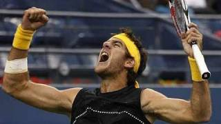 Reaction to Juan Martin Del Potro vs. Roger Federer 2009 US Open Finals!!!