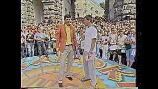 КАРАОКЕ на майдане 02.09.2007 г. Киев