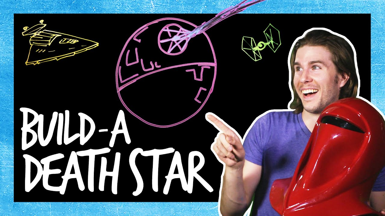 How Much Would a DEATH STAR Cost? | Because Science