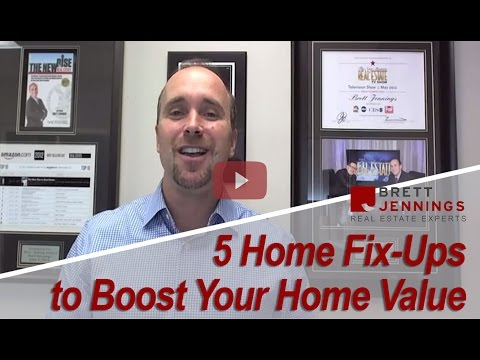 5 Home Improvements to Boost Your Home Value