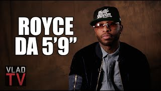 Royce Da 5'9 On Joey Badass / Troy Ave, 50 Cent / Meek Mill, Kanye / Wiz Beefs