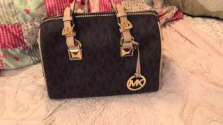 My top 8 Handbags Purses, Michael Kors, Dooney & Bourke, Vera Bradley and more!