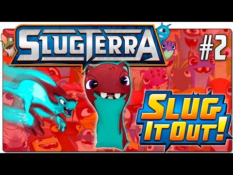 Slugterra juegos
