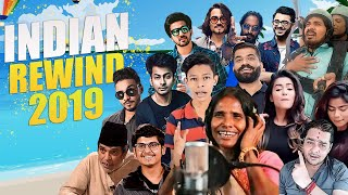 INDIAN YOUTUBE REWIND 2019 - ASIF BANTAYE ft VASU KAINTH