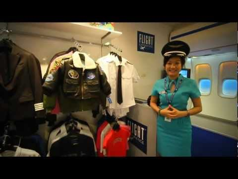 Flight Experience Bangkok Boeing Store