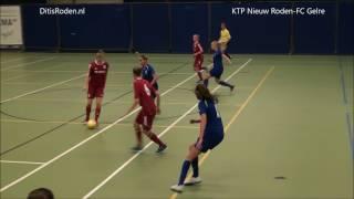 KTP Nieuw Roden - FC Gelre
