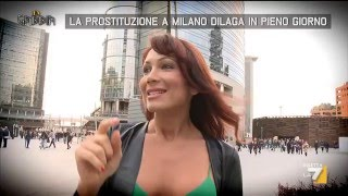 La prostituzione a Milano dilaga in pieno giorno