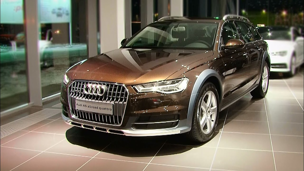 audi a6 allroad 2015 youtube. Black Bedroom Furniture Sets. Home Design Ideas