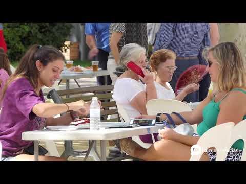 VÍDEO: Gran acogida a la III Feria del Marisco de la cofradía de Ntro. Padre Jesús del Valle