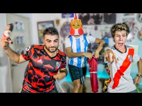 River ELIMINADO vs Atletico Tucuman | Reacciones de Amigos | Copa de la Superliga 2019