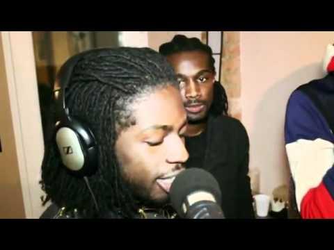"Bramma, Laden, Chino & Stephen ""Di Genius"" McGregor  2012 [Big Ship Radio Session]"