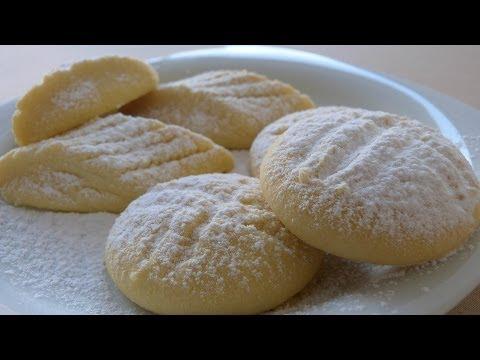печенье тающий момент рецепт с фото