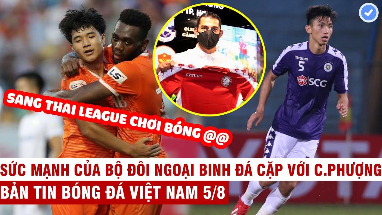 VN Sports 5/8 | Trò cưng HLV Huỳnh Đức sang Thai League, AFC bất ngờ khen Văn Hậu hết lời