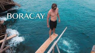 CLIFF JUMP ISLAND - BORACAY