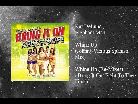 Kat DeLuna  Whine Up featuring Elephant Man Johnny Vicious Spanish Mix