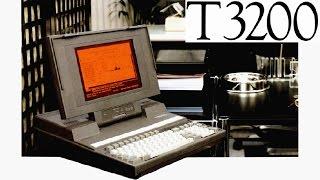 1987 Toshiba T3200 gas plasma laptop