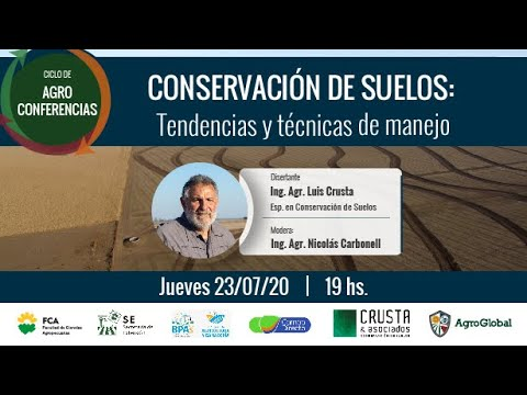11° Agroconferencia sobre Conservación de Suelos - AgroGlobal
