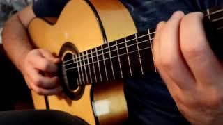 Sway Michael Buble cover guitar