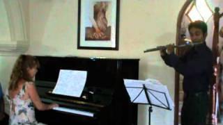 Mercadante - Rondo Russo from Flute Concerto in E minor