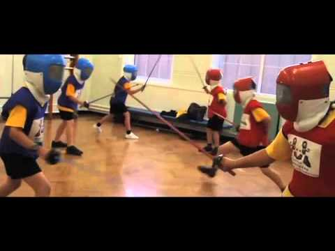 Little Musketeers - Kids Fencing Classes