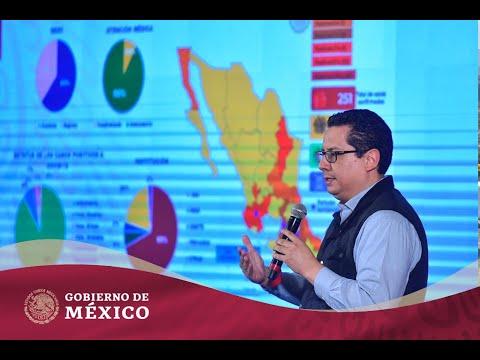 #ConferenciaDePrensa: #Coronavirus #COVID19 | 21 de marzo de 2020